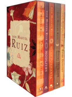 Miguel Ruiz - komplet