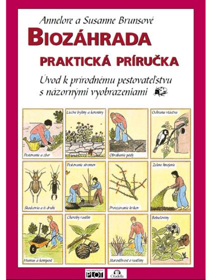 Biozáhrada – praktická príručka